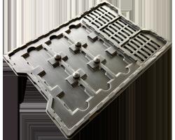 ESD transport plate